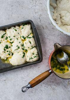 Recipe: No-Knead Garlic Tear & Share Bread — Recipes from The Kitchn