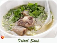 A delicious local style Oxtail Soup recipe. Great with hot rice for a light meal. Get more delicious Hawaiian and local style recipes here.