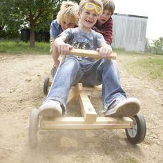 DIY Go Kart | Well..why not?