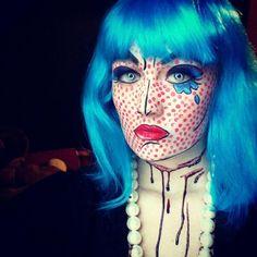 My Halloween. Holllllaa!