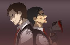 "More ""The Evil Within"" fan art! Yay! :D (Joseph Oda)"