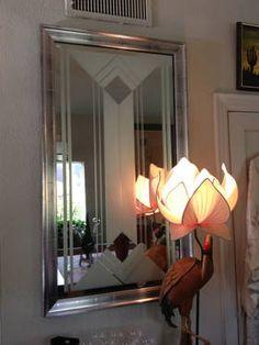 Art Deco Mirror - $2,750