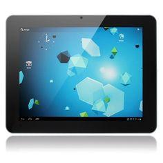 Ampe A90 9,7 Zoll Android 4.0 Allwinner A10 IPS-Screen Tablet PC - SCHWARZ