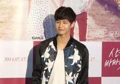 "Song Jae Rim on VIP premiere ""Santa Barbara"""