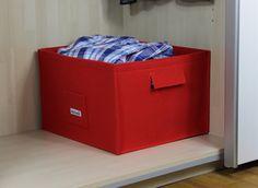 Filzkorb Zeitungskorb Spielzeugkorb Autokorb von stichhaltig