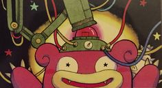 Slowpoke Pokemon Cards, Disney Characters, Fictional Characters, Illustrations, Art, Art Background, Illustration, Kunst, Performing Arts
