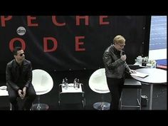 An archive of the live stream of Depeche Mode's special event in Paris, October…