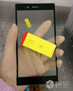 Sony Mobile Develops 6.44-Inch Phablet???