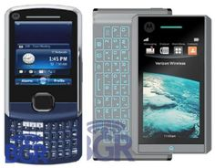 Android OS Motorola cell phones