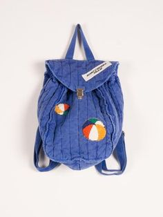 Bobo Choses - Patch padded backpack