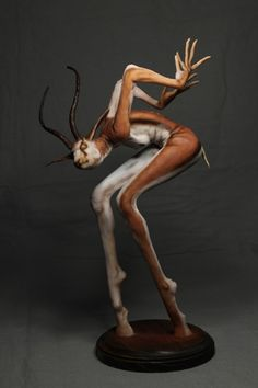 Sculptures by Matthew J. Levin
