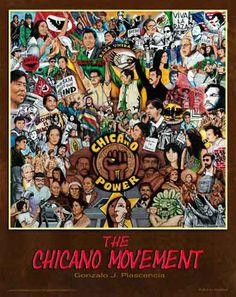 chicano movement poster