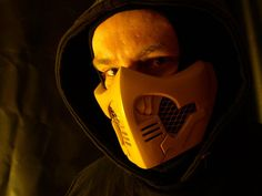 Mortal Kombat X Scorpion v2 Airsoft Cosplay by HiddenAssassins, £49.99