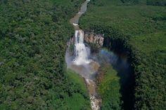 Salto São João - Prudentópolis - Paraná - Foto: Secretaria de Turismo