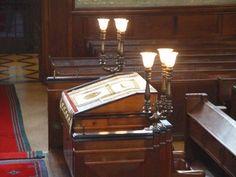 BimaSynagogeEnschede - Bima (synagoge) - Wikipedia