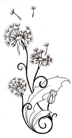 Dandelion tattoo?
