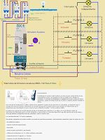 Esquemas eléctricos: Esquema eléctrico maniobra de minutero escalera OR...