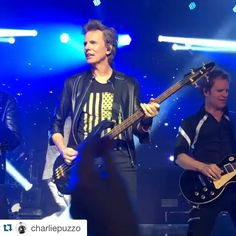 #Repost @charliepuzzo with @repostapp. ・・・ Planet Earth - May 2, 2016 Belasco Theater Los Angles. Have to post one more! What a great show. #duranduran #papergodstour #papergods #planetearth #liveconcert #liveshow #live #simonlebon #80s #losangeles #belascotheater #JohnTaylor @duranduran