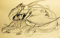 Flutterbat << Wow that's an amazing drawing!!