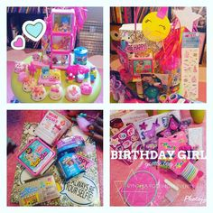 Girl Birthday, Birthday Gifts, Goodie Bags, Events, Instagram, Birthday Presents, Anniversary Gifts, Goody Bags, Birthday Return Gifts