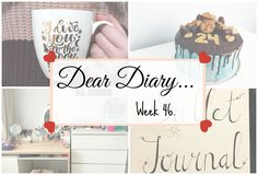 Making The Biggest Cake Ever! | Dear Diary Week 46. - Beauty-Blush