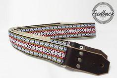 woven guitar strap - Google Search