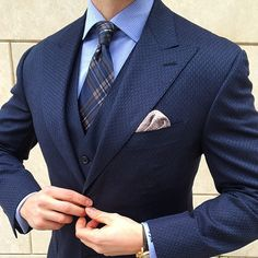 One of the greatest investments a man can make is custom tailored clothing.
