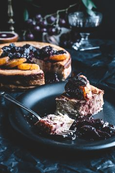Blood Orange Ricotta
