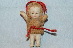 Vintage / Bisque / Doll / Kewpie / German / by AmericanHomestead, $16.50