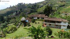 Casa Finca Con Vista A La Ciudad Y A La Montaña - COL-24787