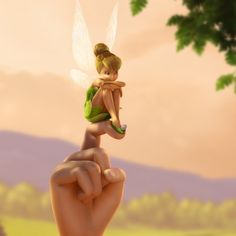"Tinker Bell in ""The Great Fairy Rescue!"""