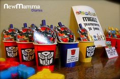 rescue bots birthday ideas