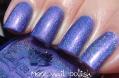Emily de Molly-Anywhere But Here COTM October 2015  ~ More Nail Polish