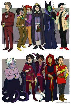 Disney Villain Genderbender deviantART: More Like Disney Prince by ~WortCat