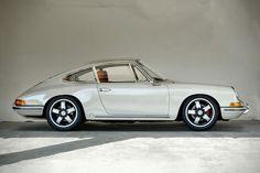 Custom 1968 Porsche 912 by Dutchmann