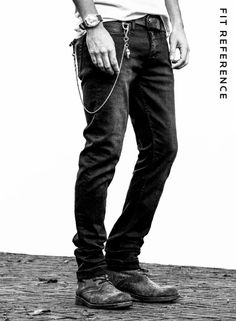 bolt-tight-fit-dbs - Jeans - Shop man - DENHAM the Jeanmaker