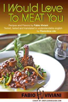 Free cookbooks from Fabio!