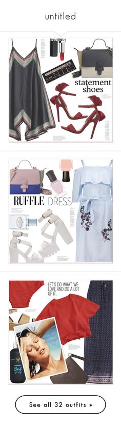 """""""untitled"""" by mycherryblossom ❤ liked on Polyvore featuring WhatToWear, polyvoreeditorial, polyvorestyle, zaful, Christian Dior, Charlotte Russe, Deborah Lippmann, Prada, TIBI and Nico"""