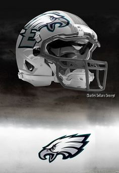 Would look sweet on the Optimist Eagles