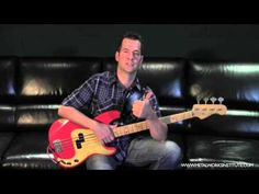 How to Play Walking Bass Lines - Bass Tutorial - YouTube
