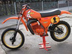 KRAMER 400cc. 1981