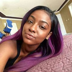 100 Human Hair Extensions, Remy Human Hair, Remy Hair, Weave Extensions, Straight Ombre Hair, Ombre Hair Weave, Weave Hairstyles, Straight Hairstyles, Lace Closure