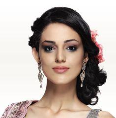 Airbrush Bridal Makeup, Bridal  Makeup, Airbrush Makeup In Delhi #BridalMakeup #MakeUp