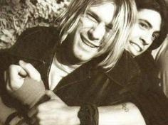Namore alguém que lhe abraça como o Dave abraça o Kurt