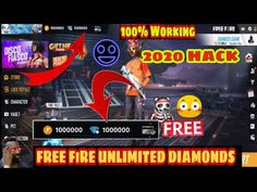 FREE FiRE Free Unlimited Diamonds #Hack 2020 (110% Working)|How to get Unlimited Diamonds #FreeFire - YouTube Game Hacker, Free Id, Clash Of Clans Hack, 4k Wallpaper For Mobile, Play Hacks, Fire Image, Diamond Wall, Free Android Games, Free Gems