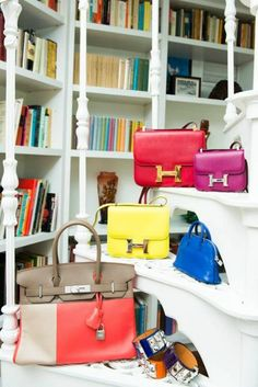 Hermes. Love the red one!