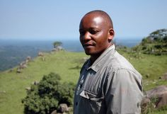Henri Bura Ladyi is a #GiraffeHero who works for peace in the DRC. How will you #StickYourNeckOut today?