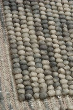 wool pebbles