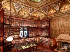 Amazing Libraries around the World: Morgan Library, New York