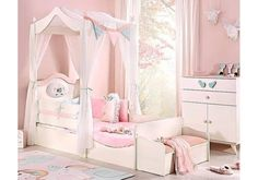 Spaces Little Girls Bedroom Design Remodel Decor and Princess Room Decor Teenage Girl Bedrooms, Little Girl Rooms, Girls Bedroom, Bedroom Decor, Bedroom Ideas, Bedroom Furniture, Pink Bedrooms, Dream Bedroom, Teenage Room